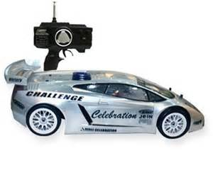 gas powered lamborghini rc car silver quibids