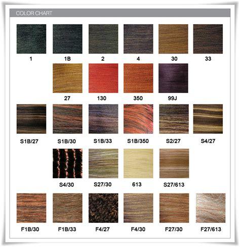 yaki hair color chart sensationnel premium yaki hairmall ca