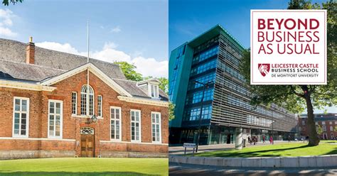 Mba Dmu by Contact Us Leicester Castle Business School