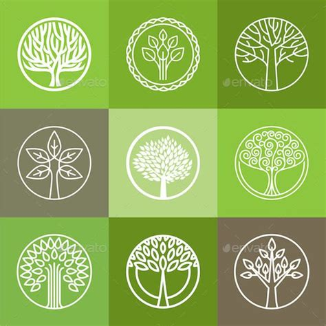 25  best ideas about Tree logos on Pinterest   Roots logo