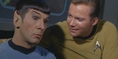 Trek Novel The Autobiography Of T Kirk william shatner is writing a biography of leonard nimoy