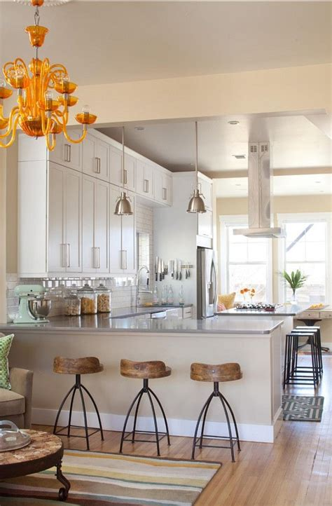 165 best images about passthrough ideas on antique white kitchens cabinets and islands