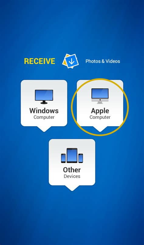apple to android transfer photo transfer app android help pages transfer photos from mac to android device