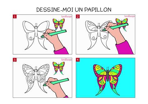 Apprendre 224 Dessiner Un Papillon En 3 233 Tapes