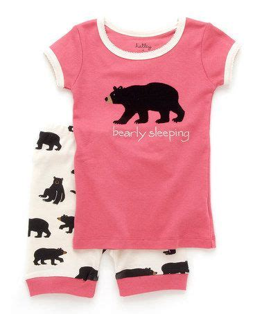 Set Bearly 30 best images about kid pajamas on