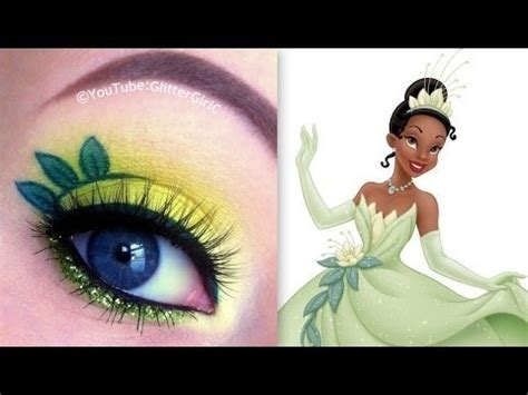 tutorial makeup princess princess tiana makeup tutorial glittergirlc video