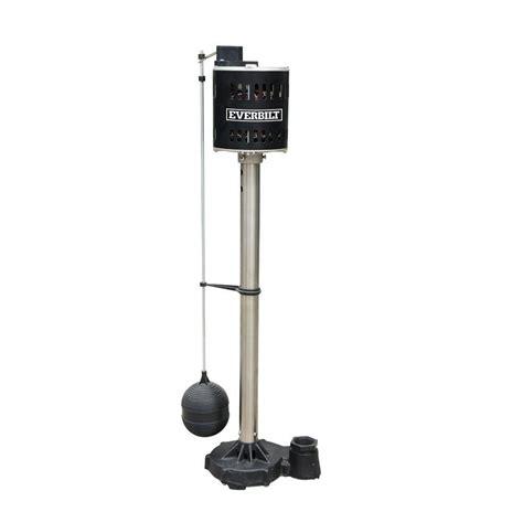 Pedestal Sump ean 6948217021163 everbilt 1 2 hp pedestal sump slt370 upcitemdb