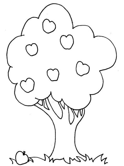 coloring page of a apple tree peace at last colouring sheets sb10026 sparklebox sketch coloring page