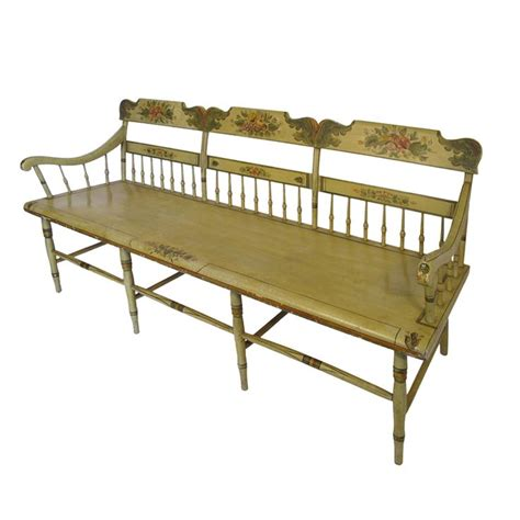 hitchcock bench for sale 31 best images about hitchcock furniture on pinterest
