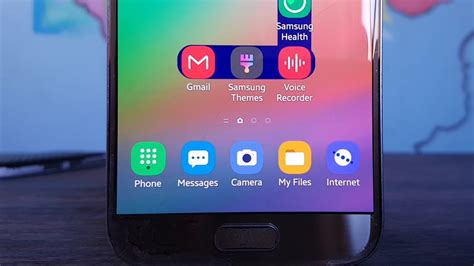 Samsung One Ui How To Install Samsung One Ui Theme On Galaxy S7 S8 S9 Samsung Experience 10