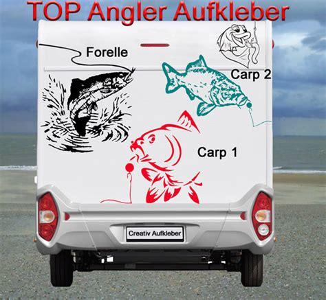 Aufkleber F Rs Auto Angeln by Top Angler Carp Karpfen Aufkleber F 252 R Das Wohnmobil