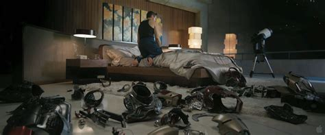 iron man bedroom hold onto your butts the iron man 3 trailer is finally
