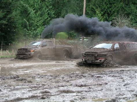 mudding cars car design dodge mudding