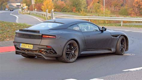 New Aston Martin Vanquish by Aston Martin Says New Vanquish Will Be Bloody