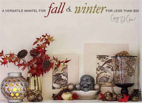 ross dress for less home decor copy cat chic giveaway fall decorating with ross dress