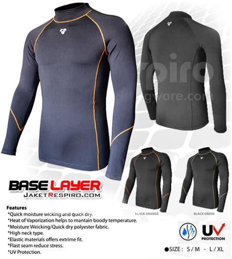 Tangan Manset Baselayer Murah base layer dalaman jaket yang adem buat berkendara jaket motor respiro jaket anti angin