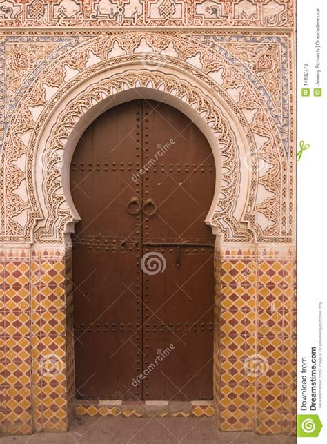 Keyhole Doorway | islamic keyhole doorway royalty free stock image image