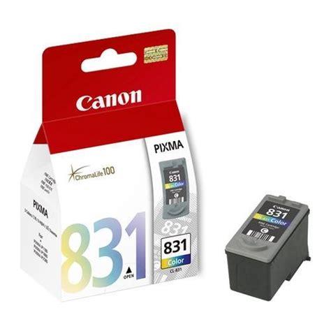 Tinta Hp 45a Black Original jual canon colour ink cartridge pg 831 harga dan spesifikasi