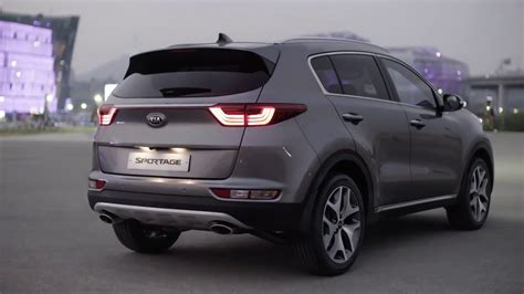 Kia Sportage 4 2016 Kia Sportage Photos Informations Articles