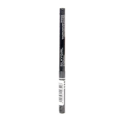 Silkygirl Gel Eyeliner silkygirl hi definition gel eyeliner pen 01 black