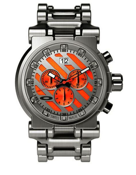 oakley mens watches images