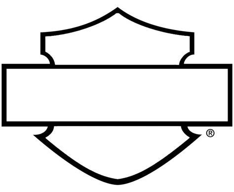 Blank Harley Davidson Logo by Harley Davidson Logo Outline Cliparts Co