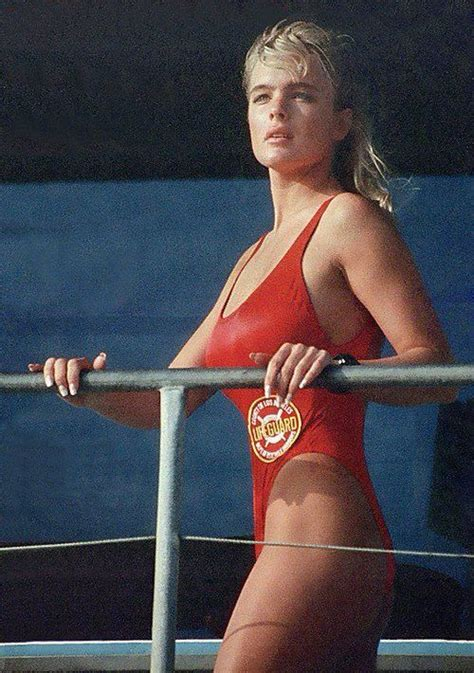 actress from baywatch in the 90s erika eleniak in baywatch early 90s thee old days