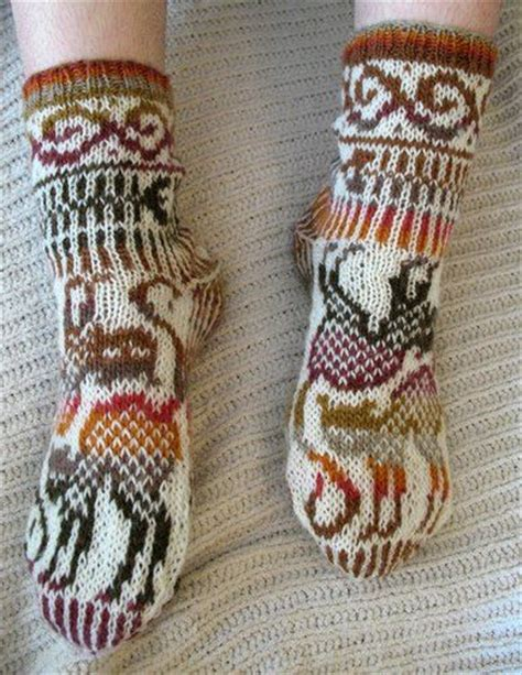 cat motif knitting pattern cat motif socks knitting