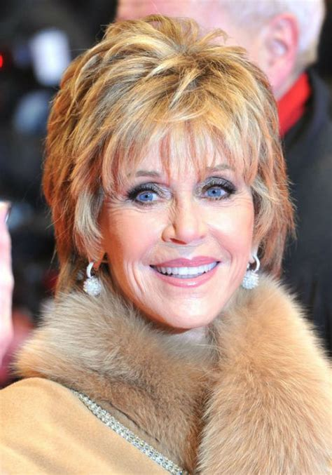 Fonda Hairstyles by Fonda Haircuts Shaggy Bobs Womanly Waves And The