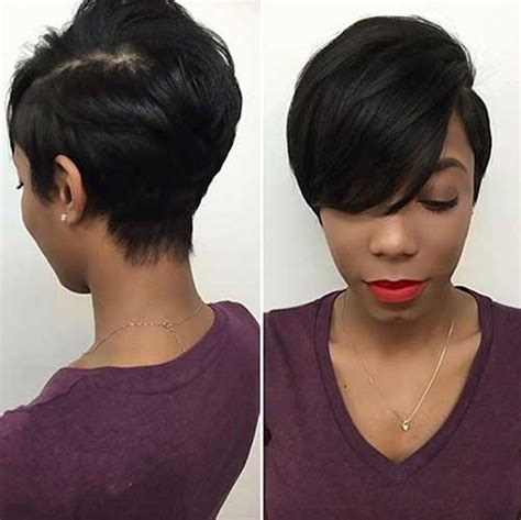 25  Short Dark Pixie Hairstyles   Pixie Cut 2015