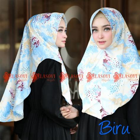 Khimar Mini by Khimar Mini Aura Original By Lasovi Almanah
