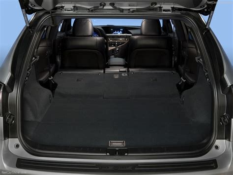 infiniti qx60 trunk space rx 350 3rd row autos post