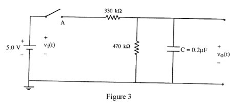 capacitor time constant questions different time constants for charging and discharging of modified rc circuit electrical