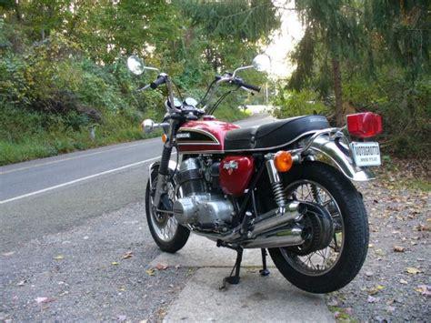 1975 honda cb750 1975 honda cb750 four original 7270 flake for sale