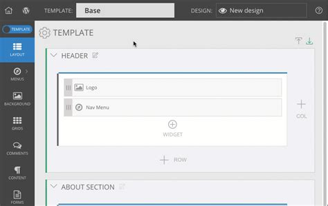 wordpress theme layout editor layout editor prophoto support