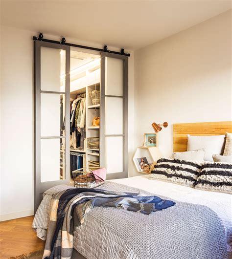 puertas vestidor puertas de granero de moda en decoraci 243 n