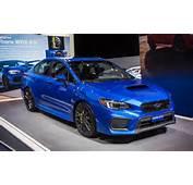 2018 Subaru WRX STI Design Engine Price Interior Exterior