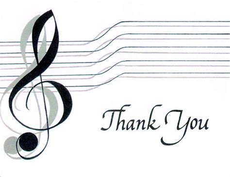 Thank You Letter To Band Thank You Marching Band Shows Jair Klarfeld