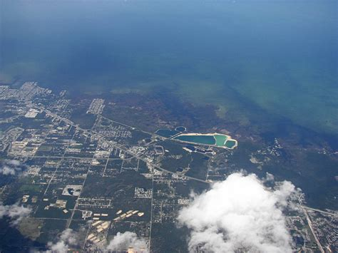 Pasco County Florida Records File Aerial View Of Northwest Pasco County Florida Jpg Wikimedia Commons