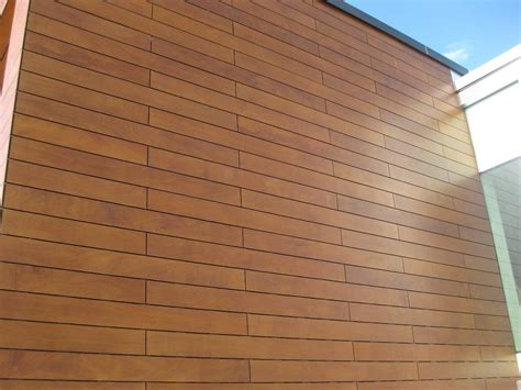 Timber Weatherboard Cladding Timber Weatherboarding Maintenance Free Timber