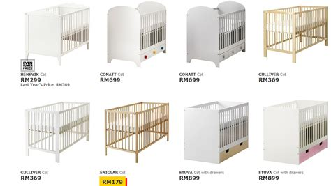 Ikea Murah hanis sania sale baby cots di ikea