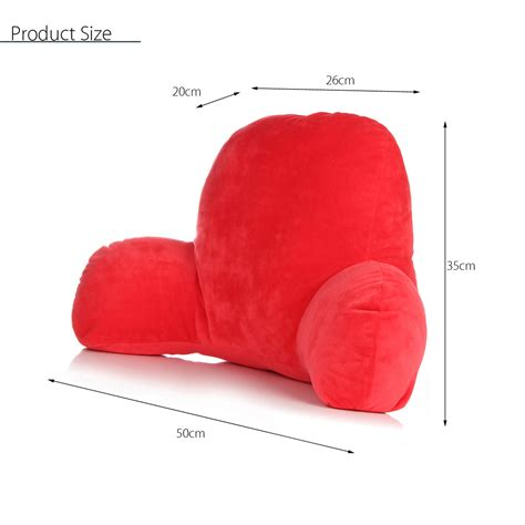 coffee lounger office bed rest back pillow support arm coffee lounger office bed rest bed rest pillow with arms
