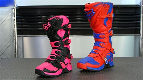 fox womens motocross boots fox racing comp 5 boots motorcycle superstore