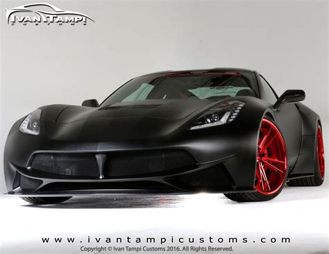 widebody corvette c7 xik widebody kit for the c7 corvette stingray ivan ti