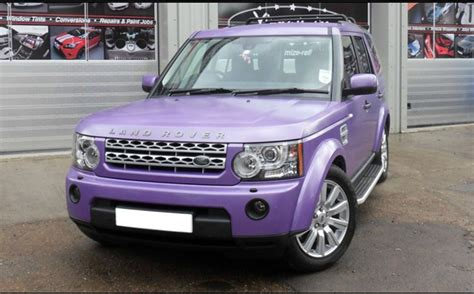 land rover purple top 10 crimes against cars