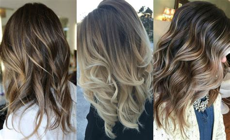 Fabulous Dark Hair With Blonde Highlights 2017   Hairdrome.com