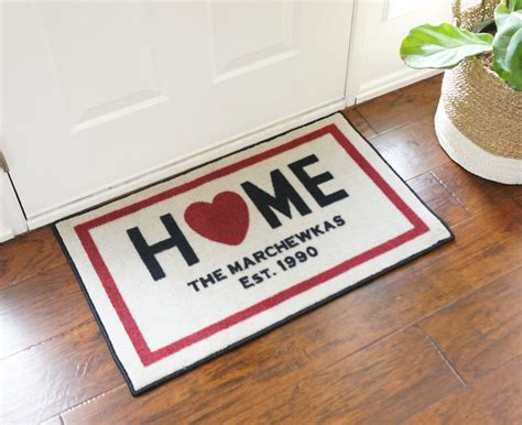 custom home door mat floormatshop commercial floor