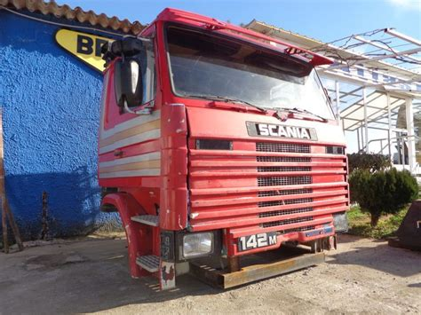 Scania Truck Cabin by Scania Scania 142m Cabin Tractor Unit From Greece For Sale