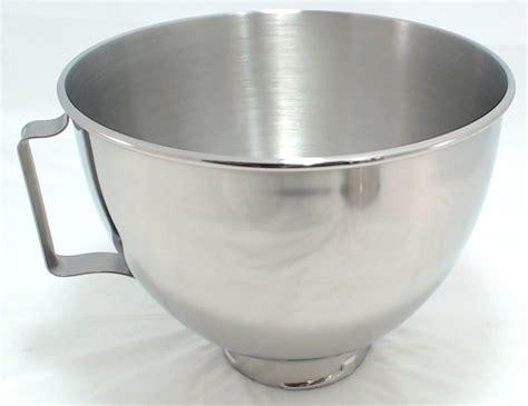 Mixer W Bowl Signora kitchenaid mixer 4 5 qt ss bowl w handle k45sbwh ap4325313
