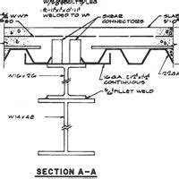 boat detailing duluth mn detail section drawings of a typical steel stub girder